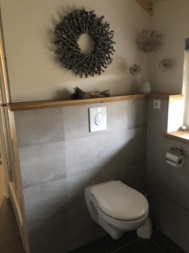 de toilet